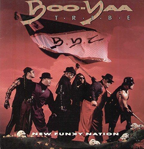 Фото 1: Boo-Yaa T.r.i.b.e., New funky nation (1990)