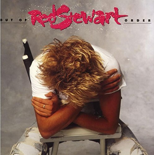 Image 1: Rod Stewart, Out of order (1988)