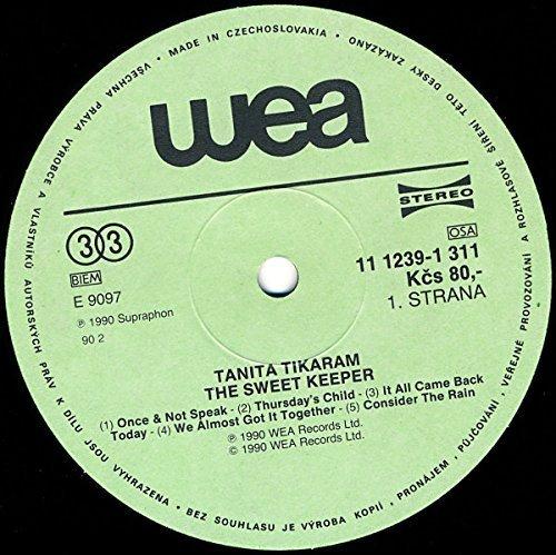 Bild 3: Tanita Tikaram, Sweet keeper (1990)