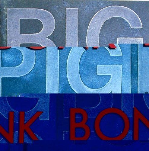 Bild 1: Big Pig, Bonk (1988)
