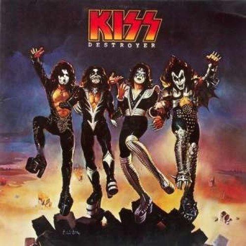 Bild 1: Kiss, Destroyer (1976)