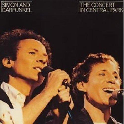 Bild 1: Simon & Garfunkel, Concert in Central Park