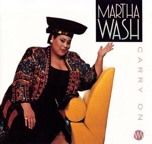 Bild 1: Martha Wash, Carry on (UK, 6 versions, 1992)