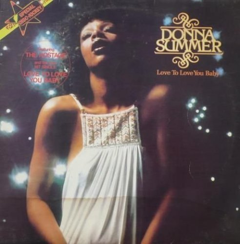 Bild 1: Donna Summer, Love to love you baby (1975)