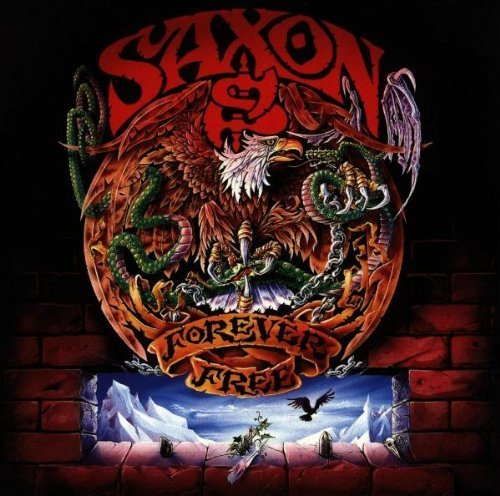 Image 1: Saxon, Forever free (1992)