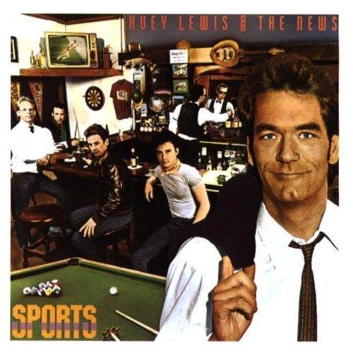 Bild 1: Huey Lewis & The News, Sports (1983)