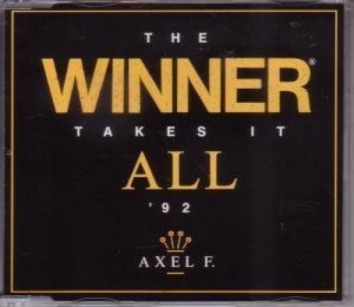 Bild 1: Axel F., Winner takes it all '92
