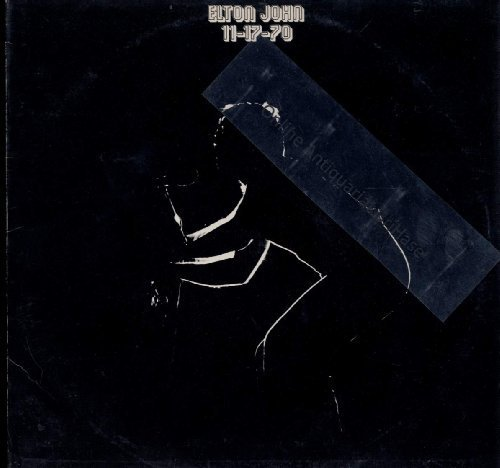 Bild 1: Elton John, Live 17-11-70