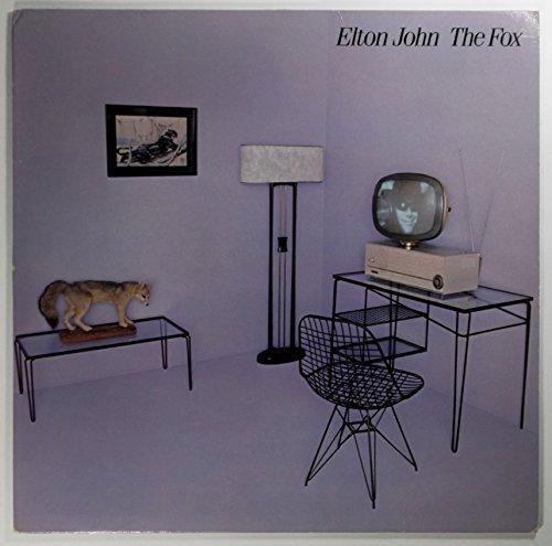 Bild 1: Elton John, Fox (1981)