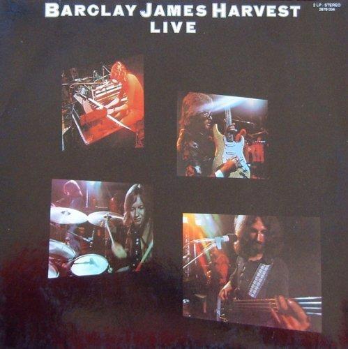 Bild 1: Barclay James Harvest, Live (1974)