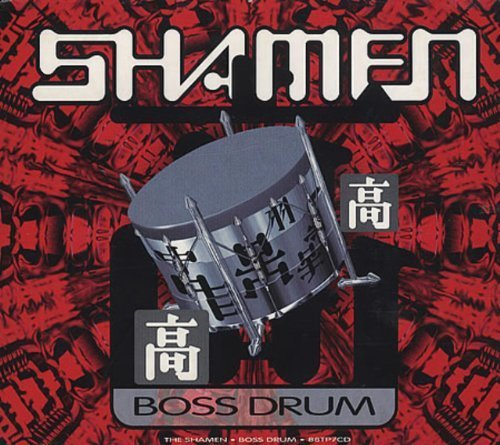 Image 1: Shamen, Boss drum (8 versions, 1992)