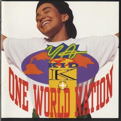 Bild 1: Ya Kid K, One world nation (1992)