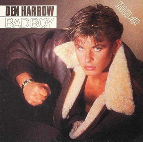 Bild 1: Den Harrow, Bad boy (1986)
