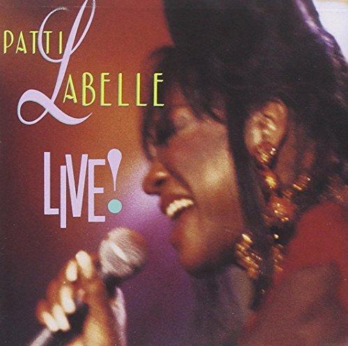 Bild 1: Patti La Belle, Live! (1992)