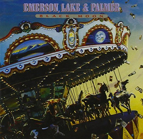 Bild 1: Emerson Lake & Palmer, Black moon (1992)