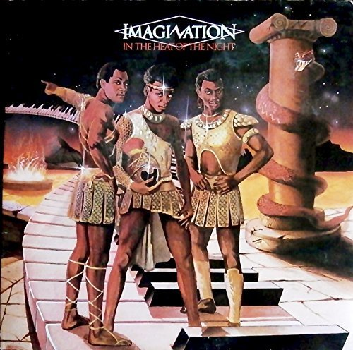 Bild 1: Imagination, In the heat of the night (1982)