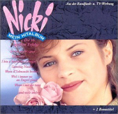 Bild 1: Nicki, Mein Hit Album (1989, incl. 2 Maxis)