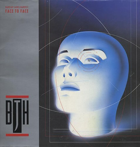 Bild 1: Barclay James Harvest, Face to face (1987)
