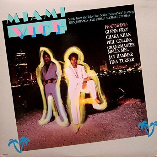 Bild 2: Miami Vice (1985), Glenn Frey, Phil Collins, Jan Hammer..