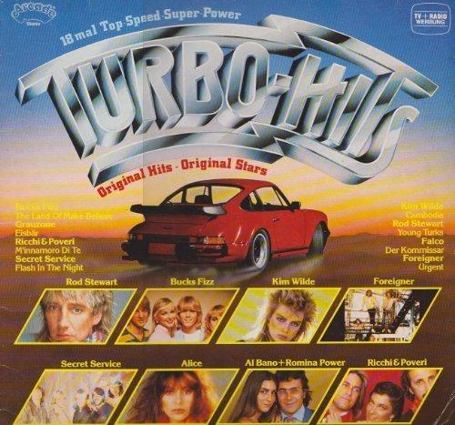 Bild 1: Turbo Hits (1981/82), Bucks Fizz, Falco, Kim Wilde, Grauzone, Secret Service, Ingrid Kup..