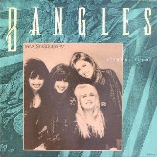 Bild 1: Bangles, Eternal flame (1989)