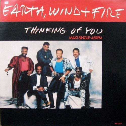 Bild 1: Earth Wind & Fire, Thinking of you (1987)