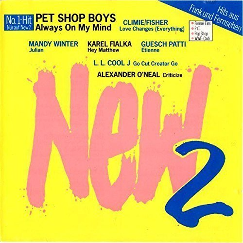 Bild 1: New 2 (1987/88), Pet Shop Boys, Mandy Winter, Climie Fisher, LL Cool J...