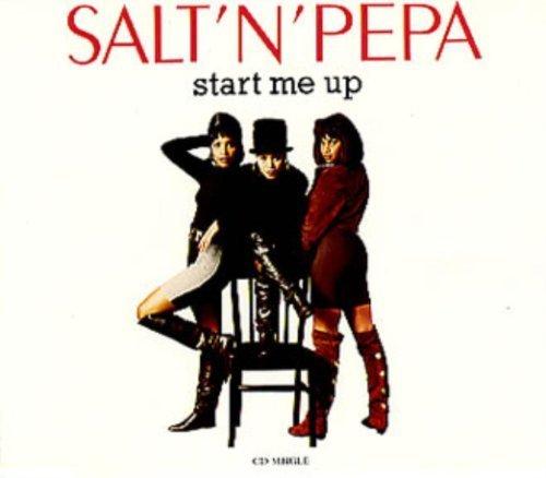 Bild 1: Salt'n'Pepa, Start me up (1992)