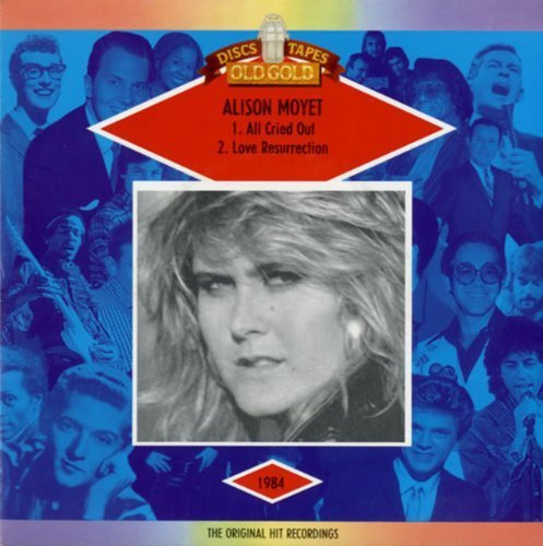 Bild 2: Alison Moyet, All cried out (1984)