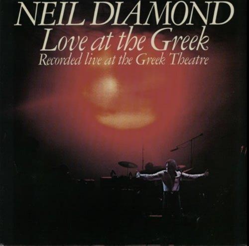 Bild 1: Neil Diamond, Love at the Greek (live, 1977)