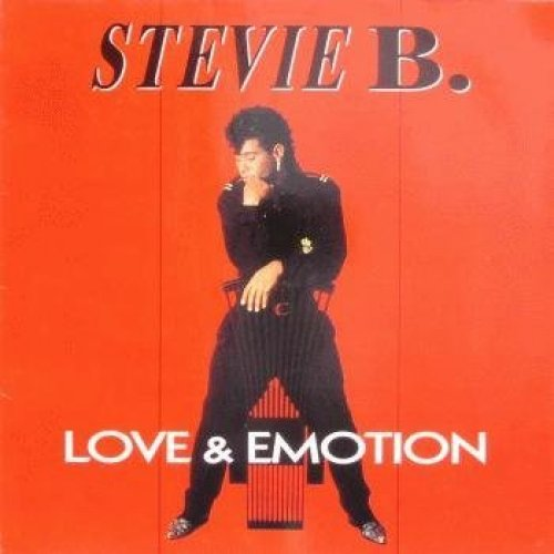 Bild 1: Stevie B., Love & emotion
