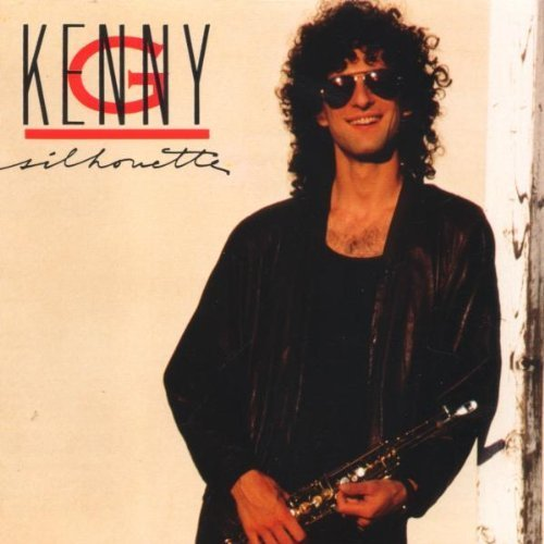 Bild 1: Kenny G, Silhouette (1988)