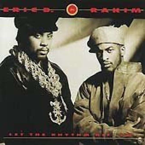 Bild 1: Eric B. & Rakim, Let the rhythm hit 'em (1990)