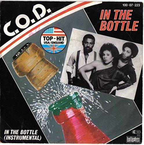 Bild 1: C.O.D., In the bottle (Special Remix, 6:06min., 1983)