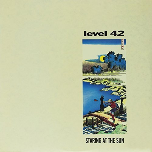 Bild 1: Level 42, Staring at the sun (1988)