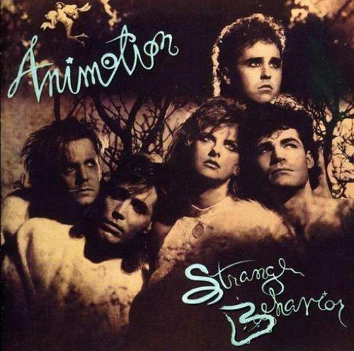 Bild 2: Animotion, Strange behaviour (1986)