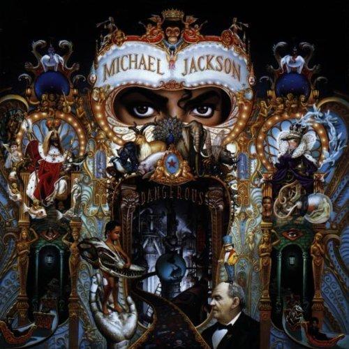 Фото 1: Michael Jackson, Dangerous (1991)