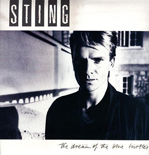Bild 1: Sting, Dream of the blue turtles (1985)