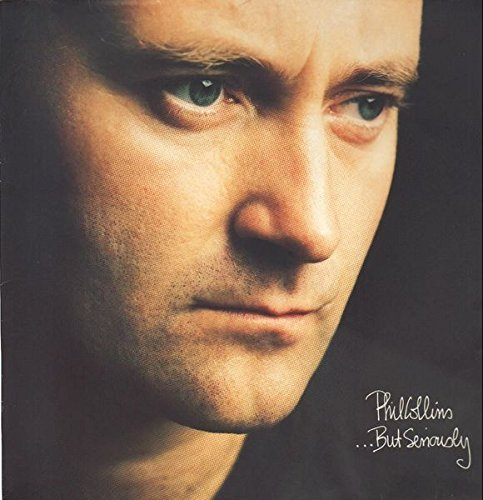 Bild 1: Phil Collins, ..but seriously (1989)