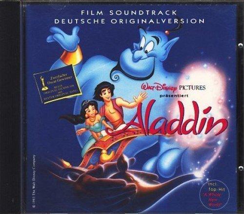 Bild 1: Aladdin (Walt Disney, 1993), Deutsche Originalversion (German)