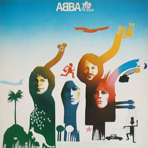 Фото 2: Abba, Album (1977)