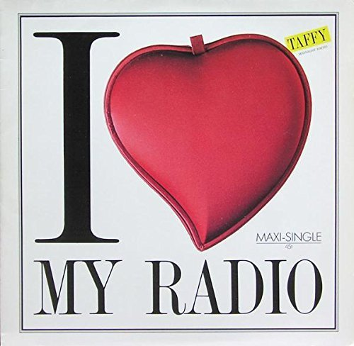 Bild 1: Taffy, I love my radio (1985)