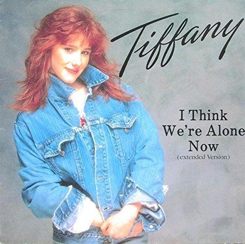 Bild 1: Tiffany, I think we're alone now (1987)