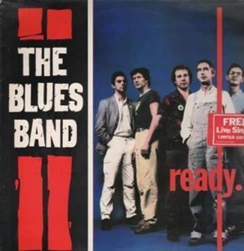 Image 1: Blues Band, Ready (1980)