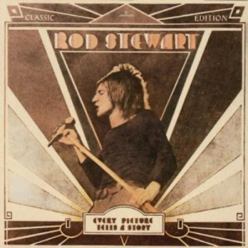 Bild 1: Rod Stewart, Every picture tells a story (classic edition)