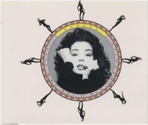 Bild 1: Sandra, (Life may be) a big insanity (1990)
