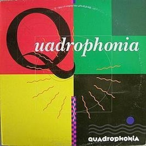 Bild 1: Quadrophonia, Quadrophonia (Orig. Remix, 1990)