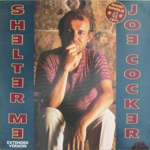 Bild 1: Joe Cocker, Shelter me (1985)