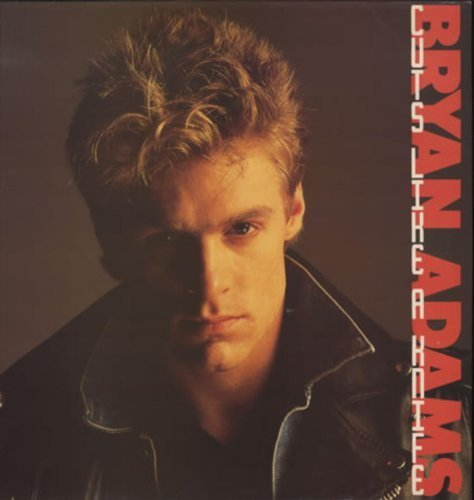 Bild 1: Bryan Adams, Cuts like a knife (1983)