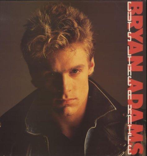 Bild 1: Bryan Adams, Cuts like a knife (1983)
